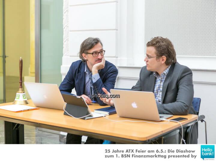 Josef Chladek (BSN), Lukas Sustala (NZZ)