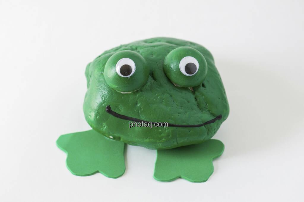 Sei kein Frosch, Frosch aus Stein, Wetterfrosch (14.04.2013)