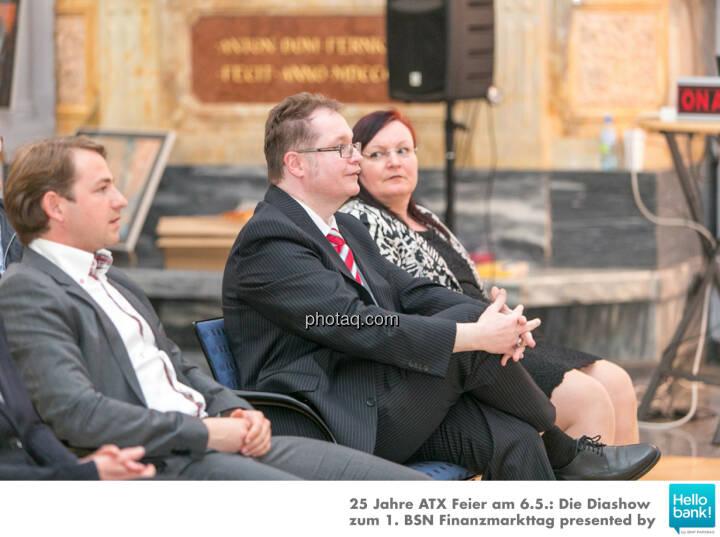 Richard Dobetsberger, Yvette und Gregor Rosinger