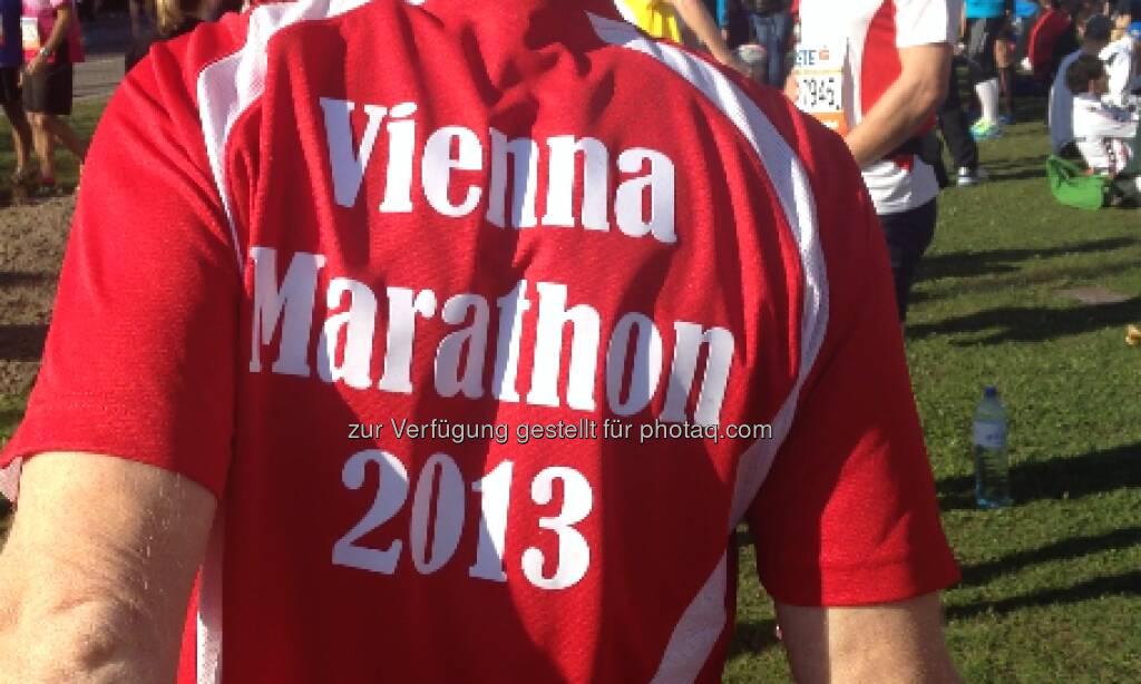 Vienna City Marathon 2013 (14.04.2013)
