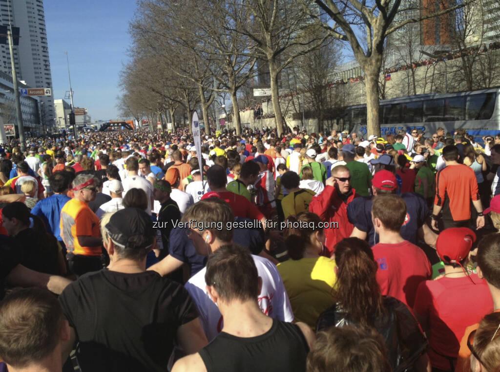Vienna Marathon 2013 (14.04.2013)