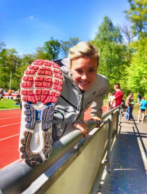 Christina Kiffe, dehnen (07.05.2016)