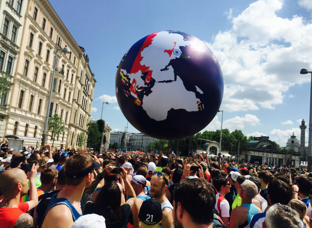 Welt Wings For Life World Run Wien (08.05.2016)