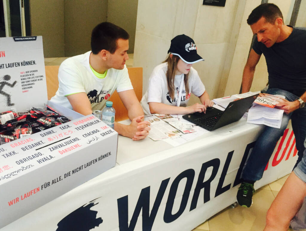 Wings For Life World Run  (08.05.2016)
