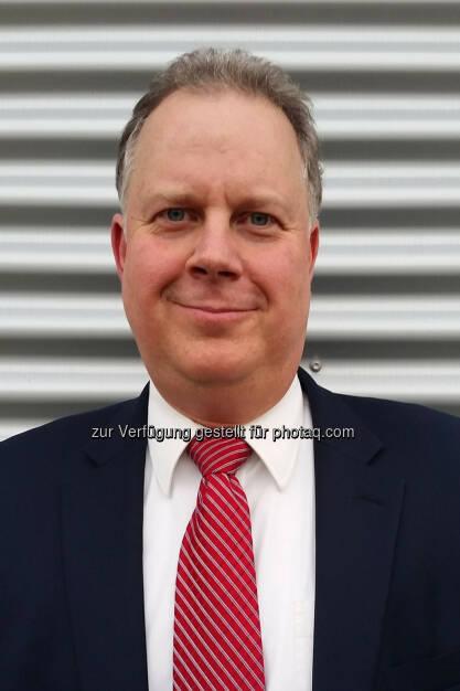 Michael Kaye ist neuer Technik Chef bei Austrian Airlines : Fotocredit: Austrian Airlines, © Aussender (09.05.2016)