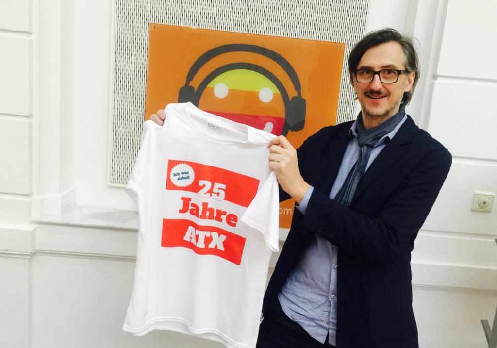 25 Jahre ATX - Josef Chladek (09.05.2016)