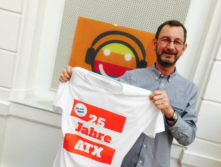 25 Jahre ATX - Thomas Friedl