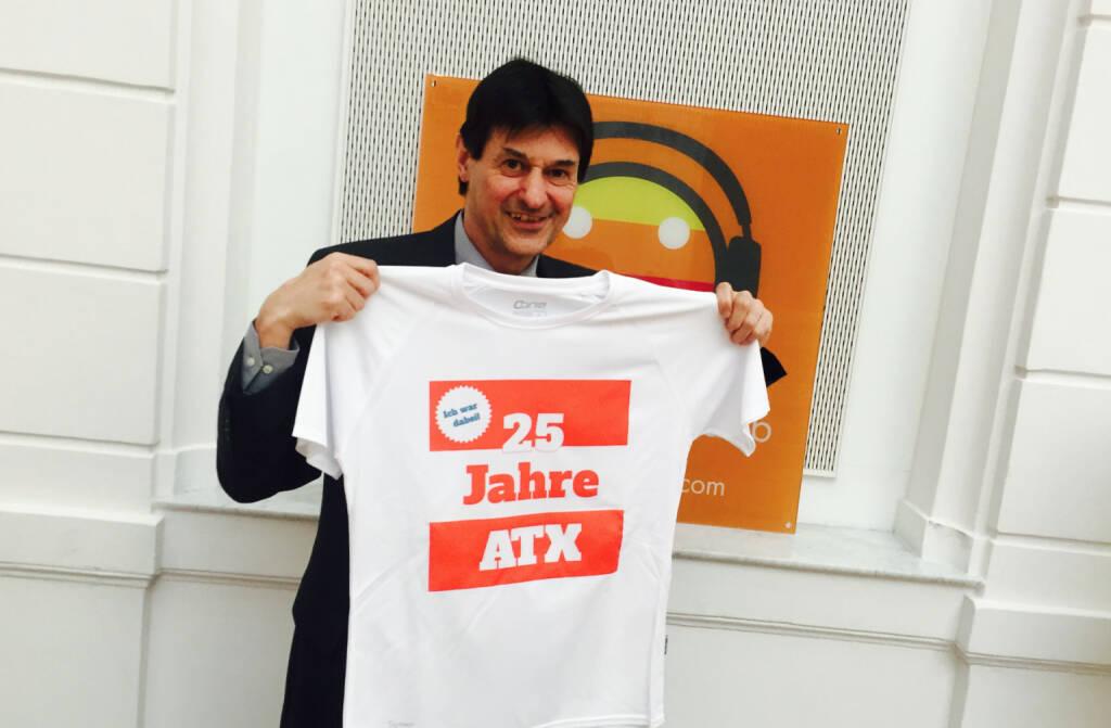 25 Jahre ATX - Peter Brezinschek (09.05.2016)