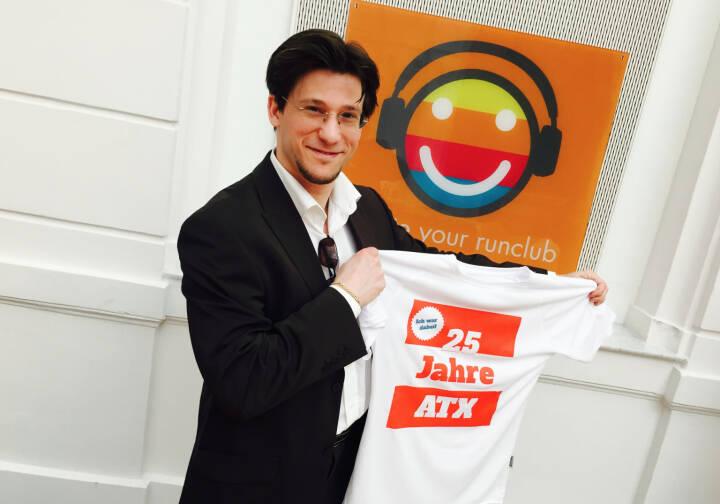 25 Jahre ATX - Lukas Jersabek