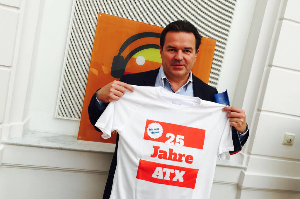 25 Jahre ATX - Gernot Heitzinger (09.05.2016)