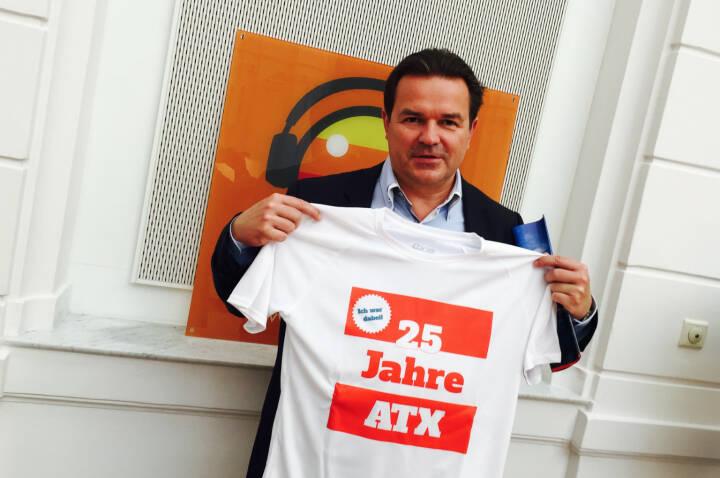 25 Jahre ATX - Gernot Heitzinger