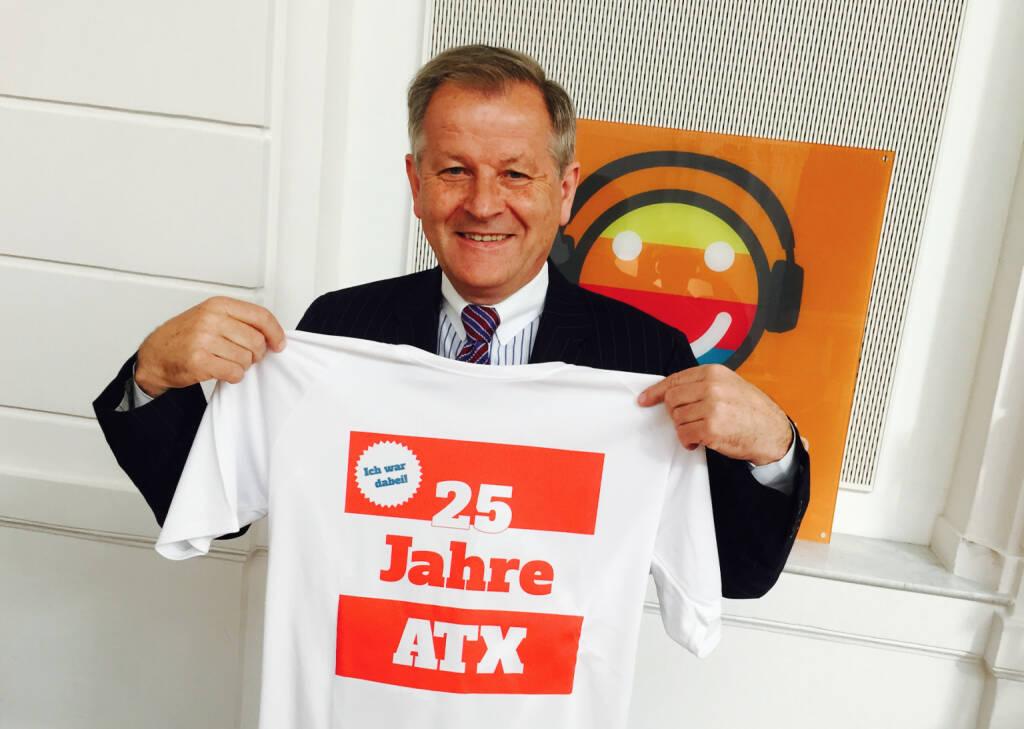 25 Jahre ATX - Eduard Zehetner (09.05.2016)