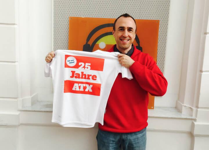 25 Jahre ATX - Manfred Zourek