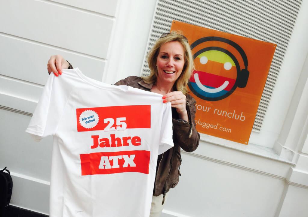 25 Jahre ATX - Ulrike Mülleder (09.05.2016)