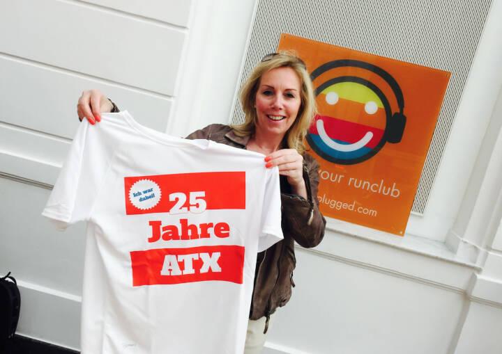25 Jahre ATX - Ulrike Mülleder