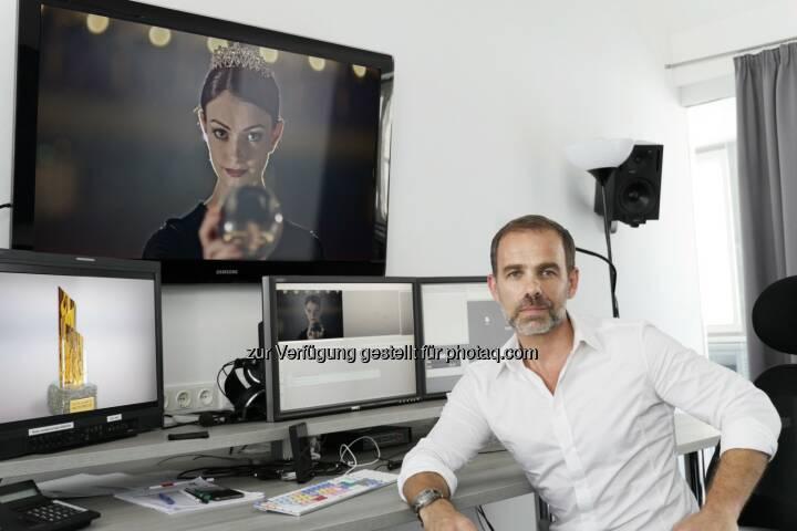 Alexander Strohmer (GF West4Media) : Internationaler Preisregen für Song Contest Eröffnungsfilm zum 60. Eurovisions Contest in Wien : Fotocredit: West4Media