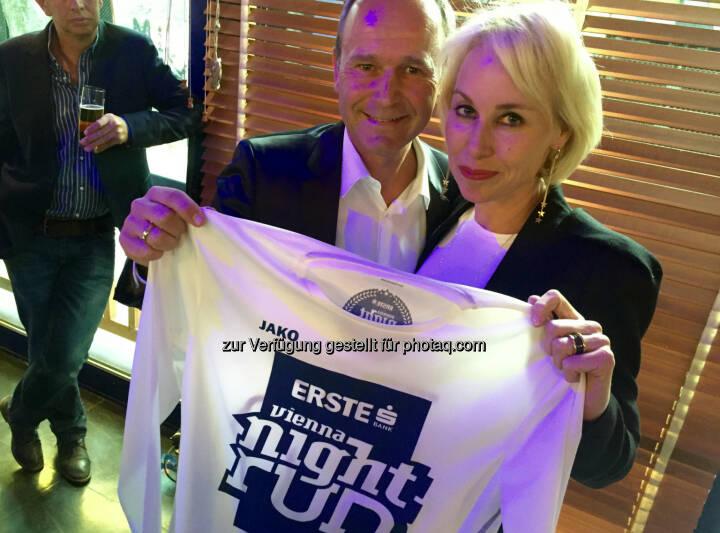 Christine und Hannes Menitz