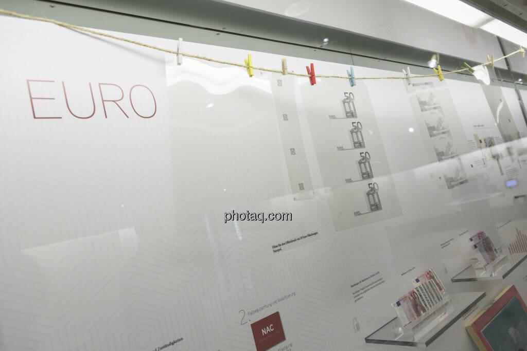 Filme für den Offsetdruck von 50 Euro-Fälschungen, © finanzmarktfoto.at/Martina Draper (15.04.2013)
