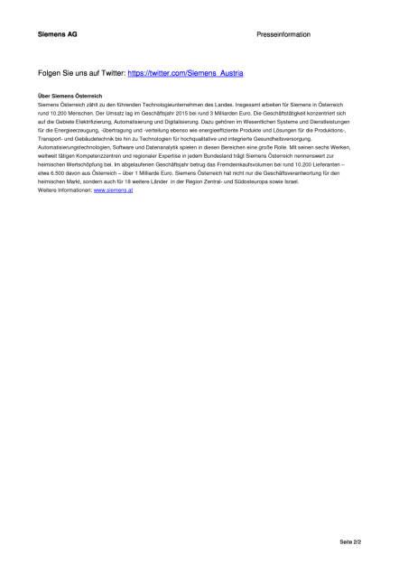 Siemens: Railpool bestellt fünf Vectron-Lokomotiven , Seite 2/2, komplettes Dokument unter http://boerse-social.com/static/uploads/file_1055_siemens_railpool_bestellt_funf_vectron-lokomotiven.pdf (12.05.2016)