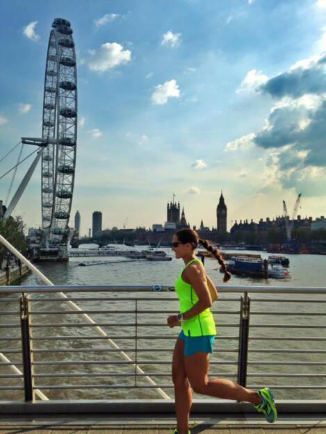 Monika Kalbacher, London, England, London Eye (13.05.2016)