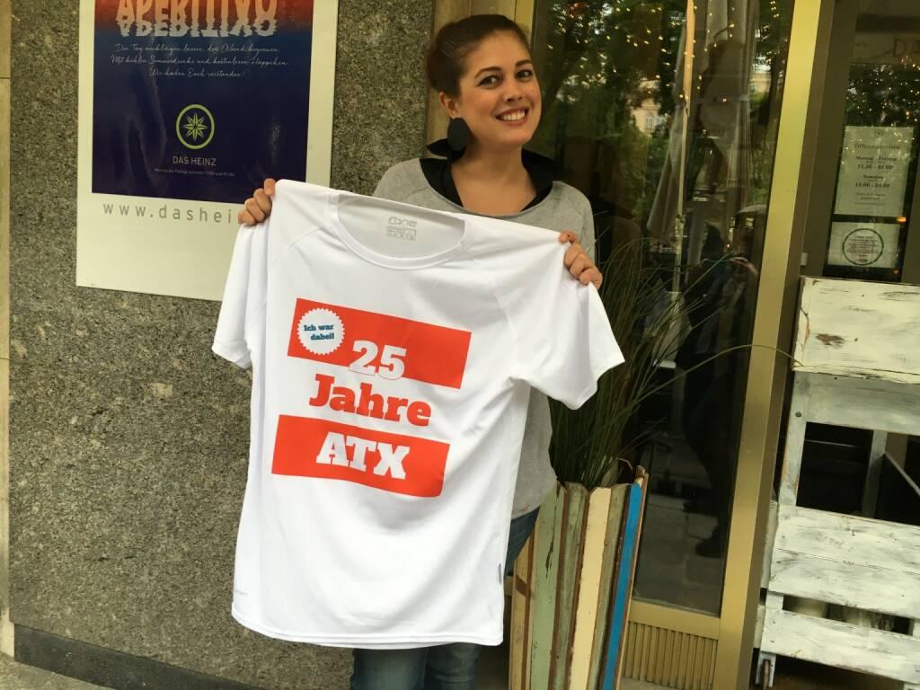 25 Jahre ATX - Naomi Karasek (14.05.2016)