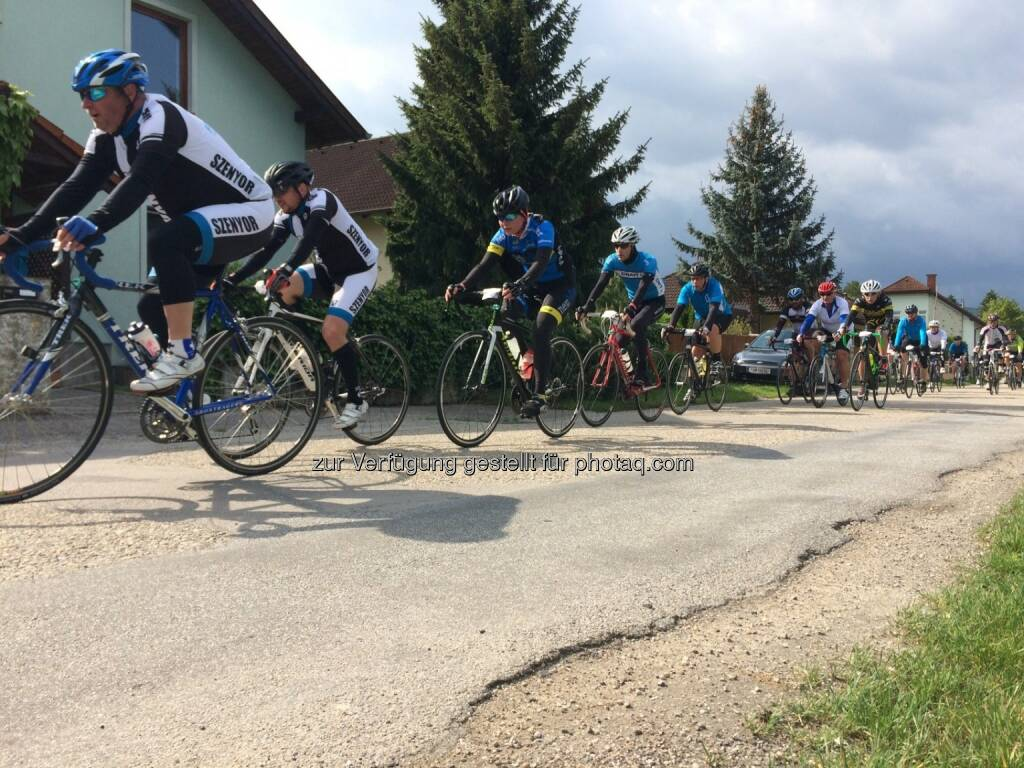 Gran Fondo Giro d'Italia Vienna 2016 (15.05.2016)