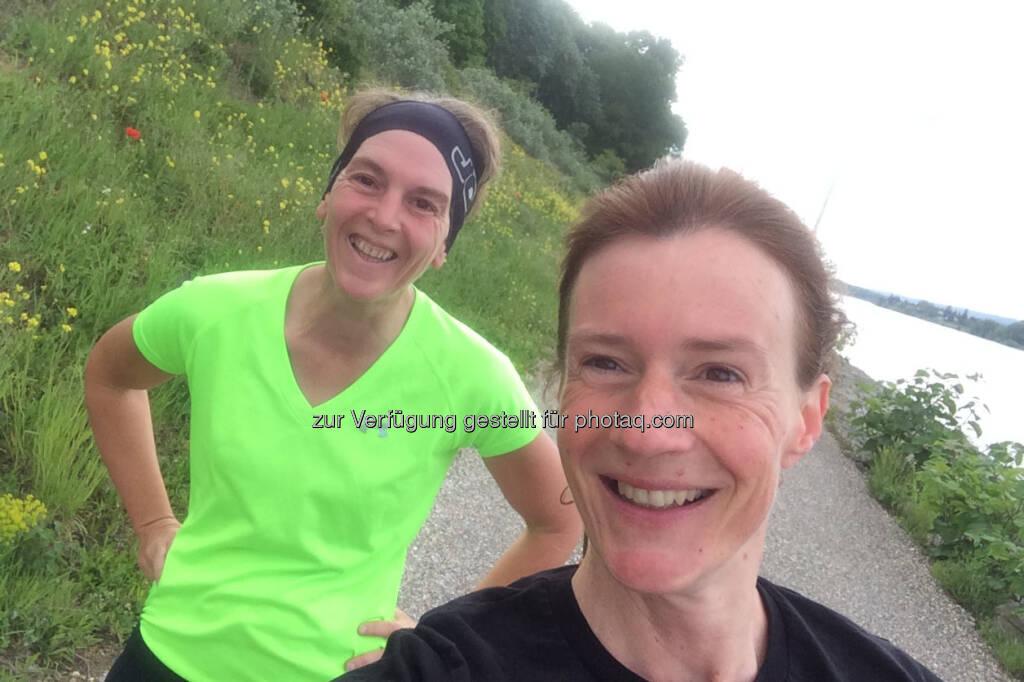 grauenhaft verzerrtes Selfie - Meuchelfoto (15.05.2016)