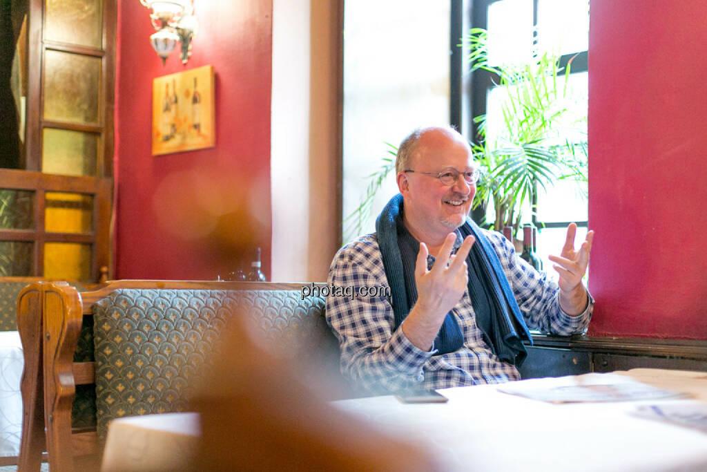 Werner Böhm, © Martina Draper/photaq (15.05.2016)