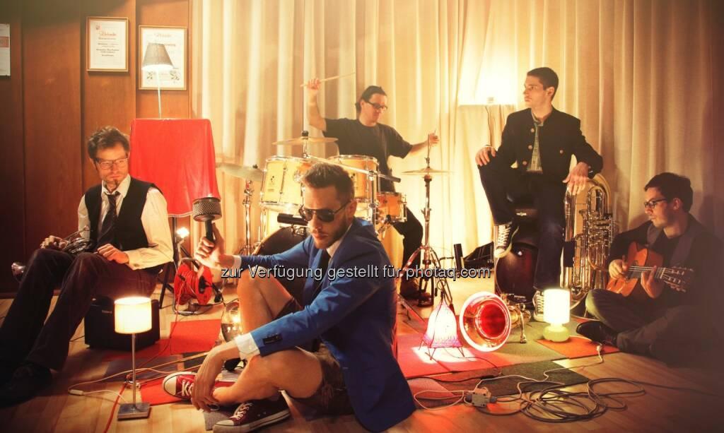 "Formation Alpkan : Klassik meets Blasmusik : Drei Tage Brass-Musik beim ""Donau Brass Festival"" : Fotocredit: Alpkan, © Aussender (17.05.2016)"