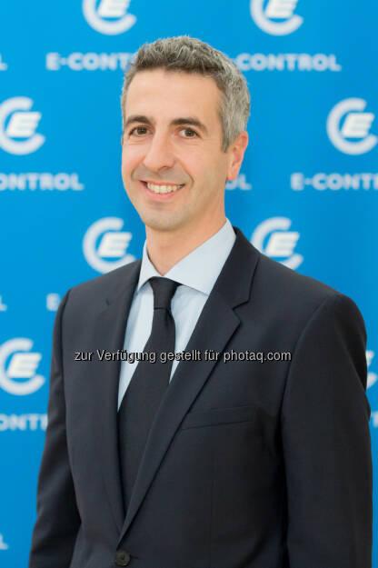 Markus Helmreich : Neuer Leiter der Rechtsabteilung bei E-Control : Fotocredit: © (c) E-Control, Foto: A. Rauchenberger, © Aussender (17.05.2016)