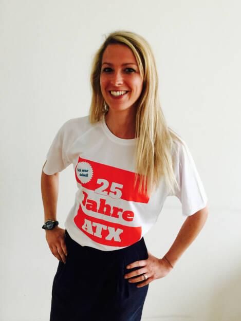 25 Jahre ATX - Nina Bergmann (17.05.2016)