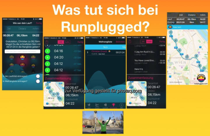 Runplugged