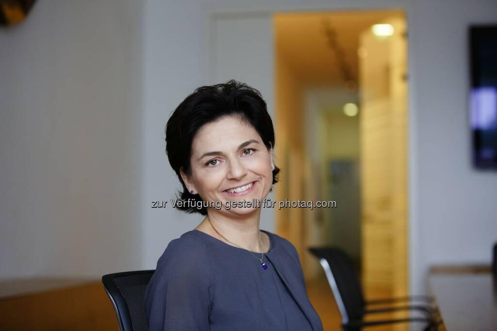 Christiane Berghold : Co-Geschäftsführerin der Kommunikationsagentur Gaisberg Consulting : Fotocredit: Gaisberg Consulting/Rigaud, © Aussendung (18.05.2016)