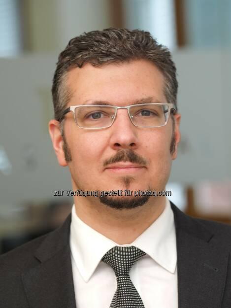 Alexander Chulis : Pallas Capital verstärkt Team mit dem Bankenexperten Alexander Chulis : Fotocredit: Pallas Capital, © Aussendung (18.05.2016)