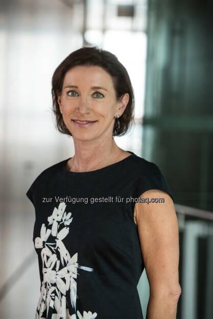 Sabine Usaty-Seewald übernimmt als Leiterin die Gesamtverantwortung für den Vertrieb von Uniqa Österreich : Fotocredit: Uniqa Herrgott, © Aussendung (19.05.2016)