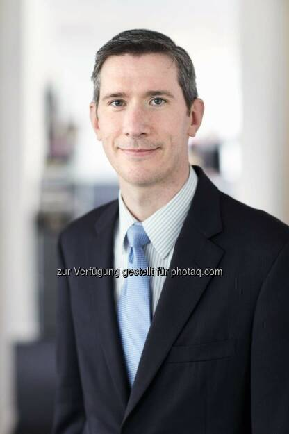 Kyle Kloc : Fisch Asset Management verstärkt per Mai 2016 das High Yield Management-Team mit Kyle Kloc : Fotocredit: Fisch Asset Management, © Aussendung (20.05.2016)