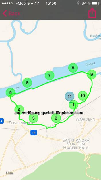 Runplugged Map (20.05.2016)