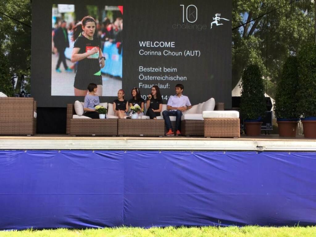 Corinna Choun 10k Challenge Frauenlauf (21.05.2016)
