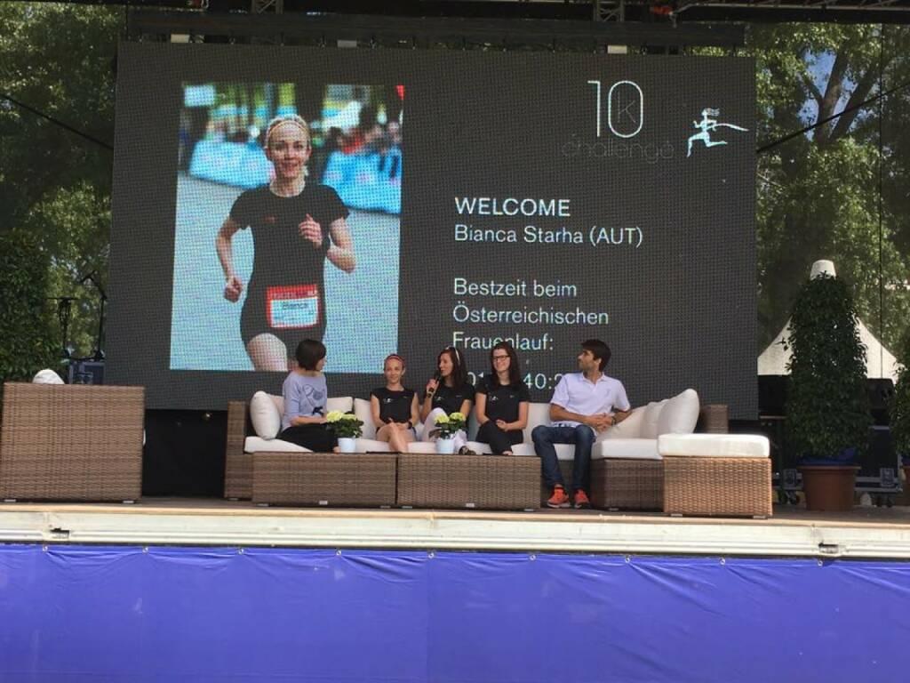 Bianca Starha 10k Challenge Frauenlauf (21.05.2016)
