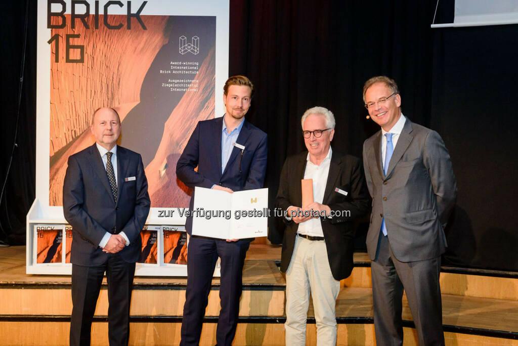 Grand Prize Winner - Prof. Dietmar Eberle (Bild:Christian Dusek) (22.05.2016)