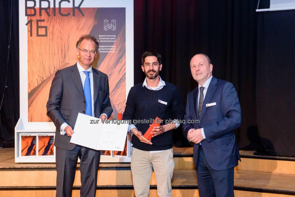 Grand Prize Winner - David Lorente Ibánez (Bild: Christian Dusek) (22.05.2016)