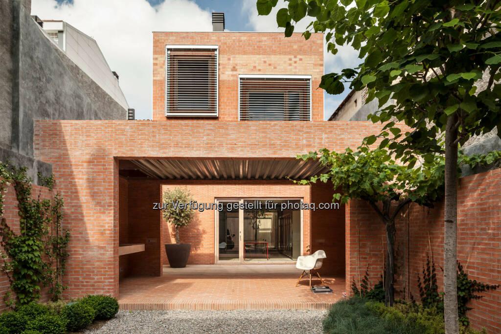 House 1014, Barcelona, Spain by HARQUITECTS (Bild: Adria Goula) (22.05.2016)