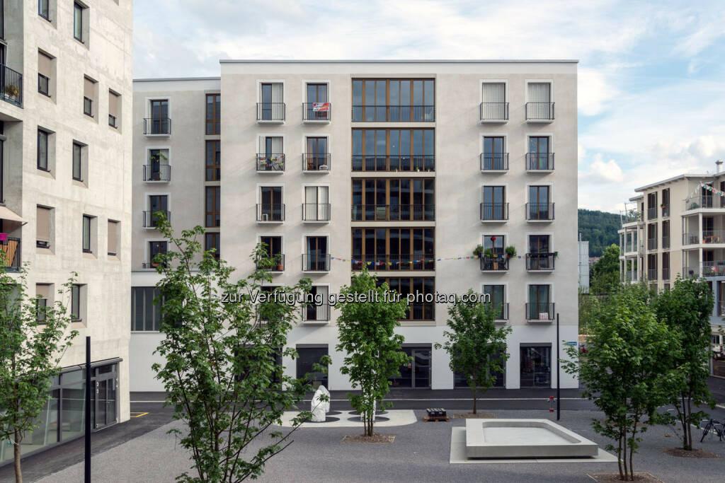 Cluster House, Zürich, Switzerland by Duplex Architekten (Bild: Johannes Marburg) (22.05.2016)