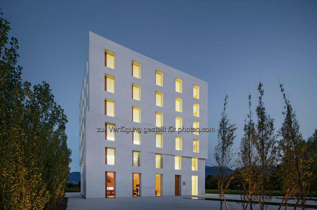 Building 2226, Lustenau, Austria by Dietmar Eberle (Bild: Eduard Hueber) (22.05.2016)