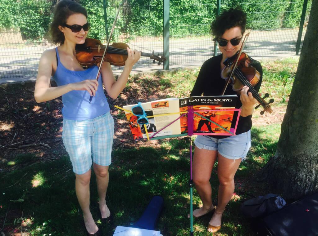Musik Geige (22.05.2016)