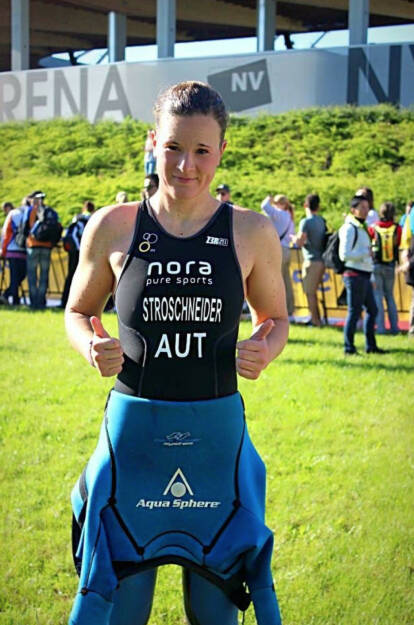 Yes Tanja Stroschneider, © Tanja Stroschneider (22.05.2016)