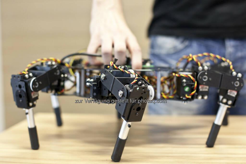 Robotics Day 2016 : Roboter-Leistungsschau an der FH Technikum Wien am 2. Juni : Fotocredit: FHTW (24.05.2016)