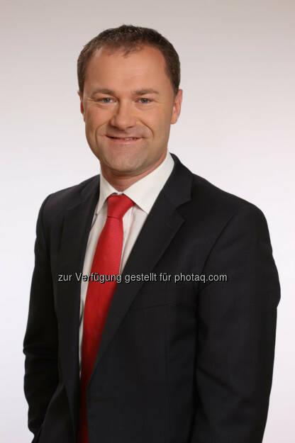 Günter Steindl : Neuer Direktor der NÖ GKK mit 1. Juni 2016 : Fotocredit: Werner Jäger, © Aussendung (24.05.2016)