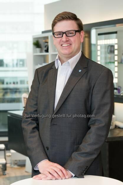 Anton Kühnelt-Leddihn neuer Head of Brand, Communications, Digital & Events bei Philips Österreich : Fotocredit: Philips Österreich/(c)Grega print, © Aussendung (24.05.2016)