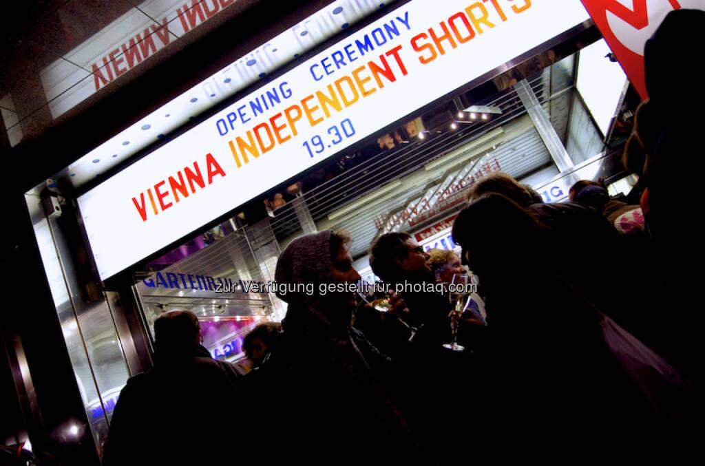 VIS Vienna Independent Shorts : Das Kurzfilmfestival VIS Vienna Independent Shorts mit prominenten Filmen und Gästen eröffnet am 25. Mai im Gartenbau-Kino : Fotocredit: VIS/Valent, © Aussendung (24.05.2016)